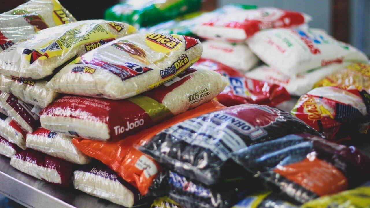 Mais 1.500 cestas básicas doadas em abril
