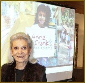 Dora Piltcher, presidente da Ecibras